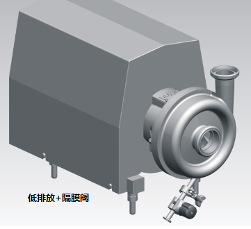 Centrifugal Pump+drainage valve 1 Centrifugal Pump+drainage valve
