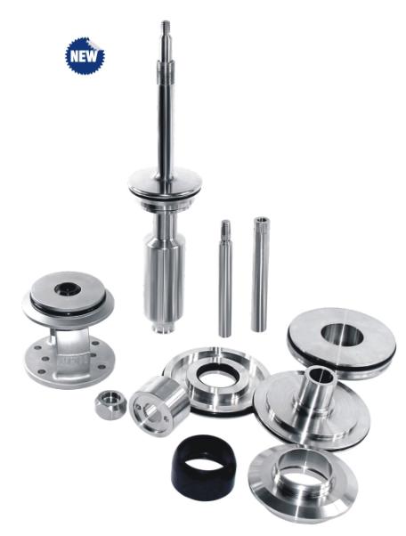Double seat valves 4 จำหน่าย Double seat valves/Mixproof valve