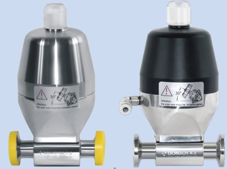 Pneumatic diaphragm valve 2 Pneumatic diaphragm valve
