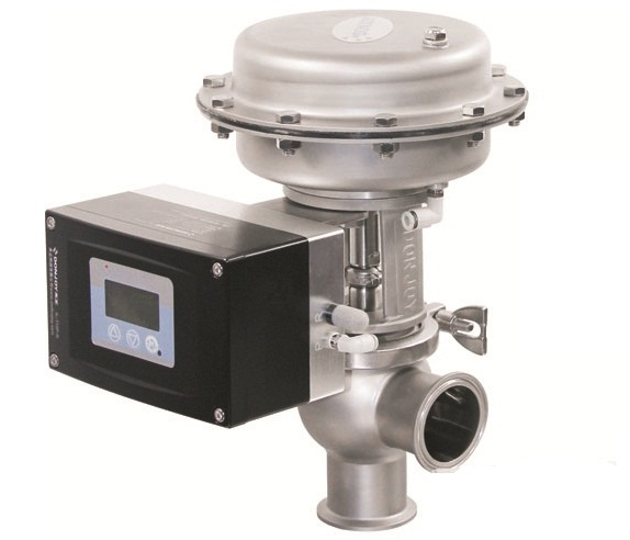 Regulating Valve 9 จำหน่าย Diaphragm valves+process controller