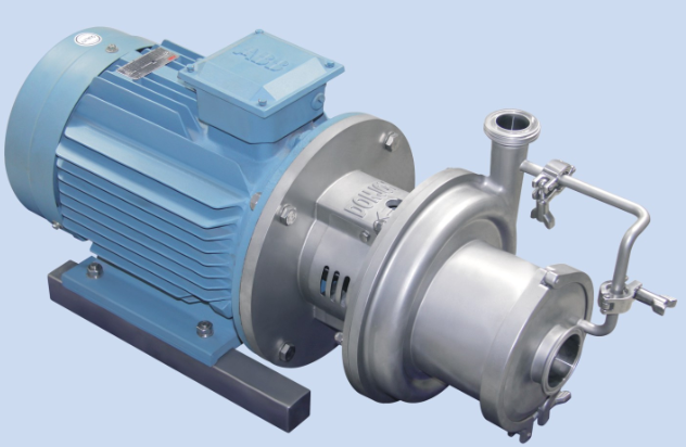 Self Priming Pump CIP+ 1 Self Priming Pump CIP+
