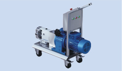 LP 2 Lobe Pump / Rotary Pump