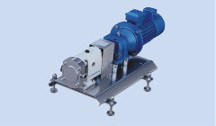 LP 4 Lobe Pump / Rotary Pump