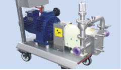 LP 8 Lobe Pump / Rotary Pump