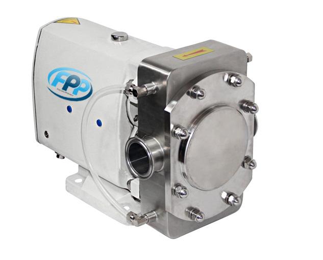 Rotor Pump 11 Lobe Pump / Rotor Pump